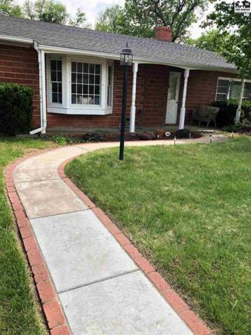 319 W Adams St, Burrton, KS 67020 (MLS #37430) :: Select Homes - Team Real Estate