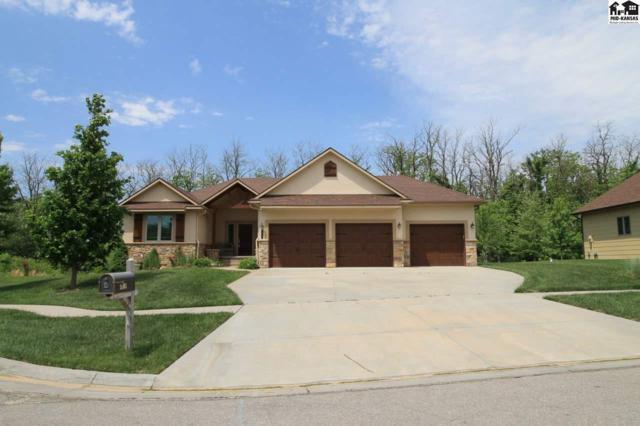 2705 Timber Ln, Hutchinson, KS 67502 (MLS #37473) :: Select Homes - Team Real Estate