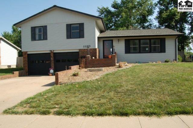 1120 E Hulse St, McPherson, KS 67460 (MLS #37479) :: Select Homes - Team Real Estate