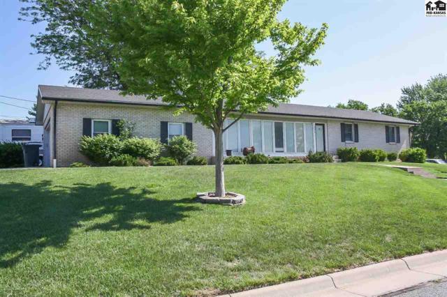 1220 E 5th St, Pratt, KS 67124 (MLS #37483) :: Select Homes - Team Real Estate