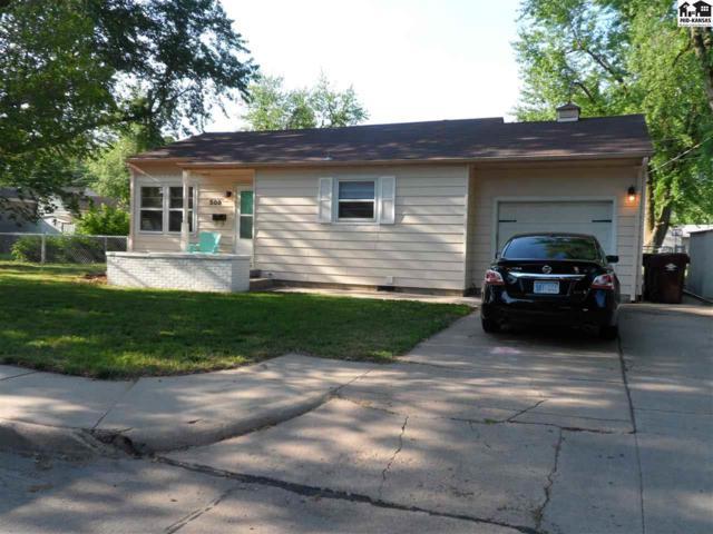 508 Windsor Ln, McPherson, KS 67460 (MLS #37488) :: Select Homes - Team Real Estate