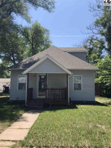821 E 10th Ave, Hutchinson, KS 67501 (MLS #37490) :: Select Homes - Team Real Estate