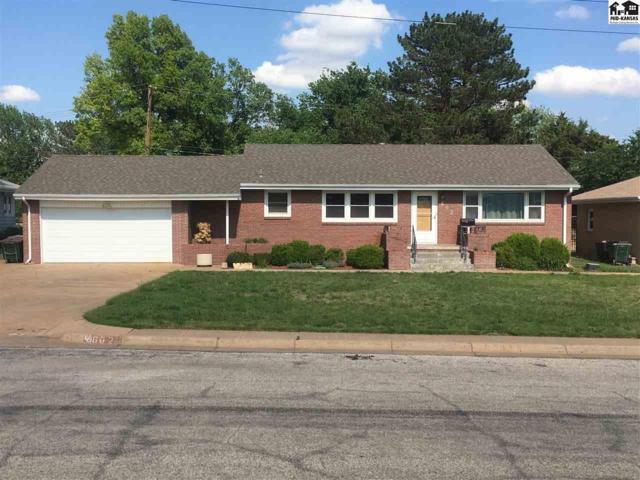 602 Welton, Pratt, KS 67124 (MLS #37494) :: Select Homes - Team Real Estate