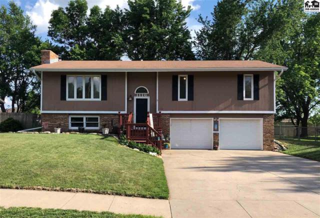 1116 E Hulse, McPherson, KS 67460 (MLS #37499) :: Select Homes - Team Real Estate