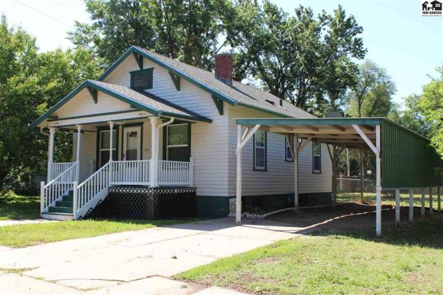315 W Avenue B, Buhler, KS 67522 (MLS #37544) :: Select Homes - Team Real Estate