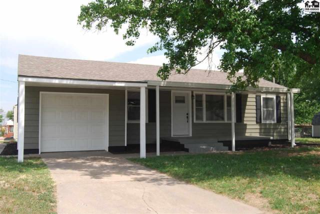 1620 Marland St, Hutchinson, KS 67501 (MLS #37566) :: Select Homes - Team Real Estate