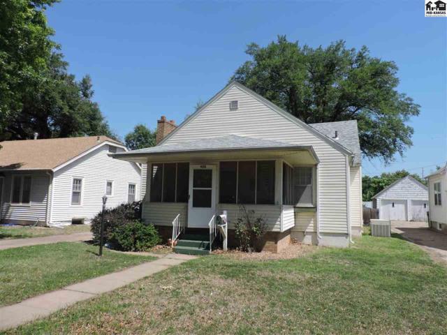 420 E 14th Ave, Hutchinson, KS 67501 (MLS #37587) :: Select Homes - Team Real Estate