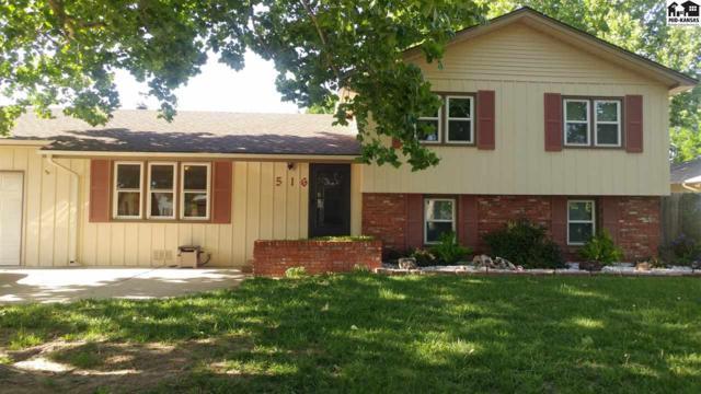 516 E 24th Ave, Hutchinson, KS 67502 (MLS #37594) :: Select Homes - Team Real Estate