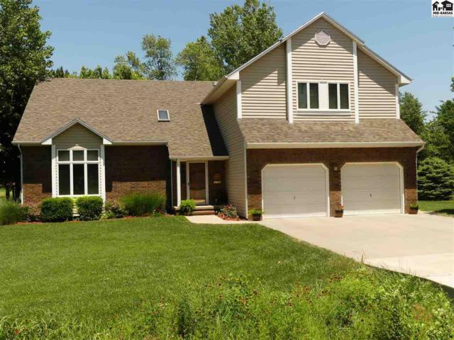 4008 Meadow Ridge Ln, Hutchinson, KS 67502 (MLS #37606) :: Select Homes - Team Real Estate