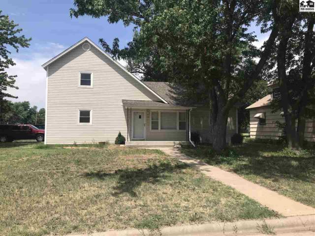 115 S Dinsmore, Lyons, KS 67554 (MLS #37615) :: Select Homes - Team Real Estate