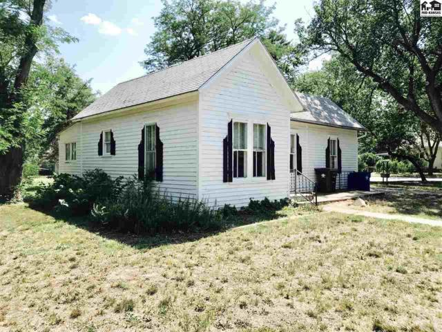 205 E Krehbiel St, Moundridge, KS 67107 (MLS #37680) :: Select Homes - Team Real Estate