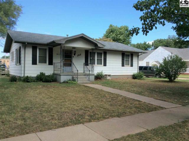 103 N Sedgwick St, Haven, KS 67543 (MLS #37690) :: Select Homes - Team Real Estate