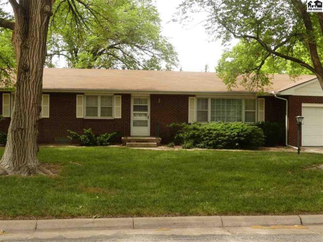 603 E 25th Ave, Hutchinson, KS 67502 (MLS #37706) :: Select Homes - Team Real Estate