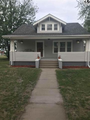 102 S Maple St, Inman, KS 67546 (MLS #37709) :: Select Homes - Team Real Estate