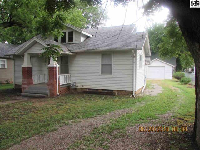 312 W Ave A, Buhler, KS 67522 (MLS #37712) :: Select Homes - Team Real Estate