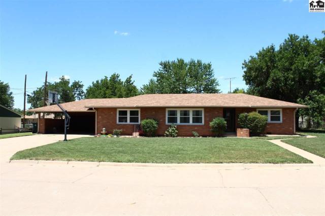 111 E Truesdell St, Lyons, KS 67554 (MLS #37734) :: Select Homes - Team Real Estate