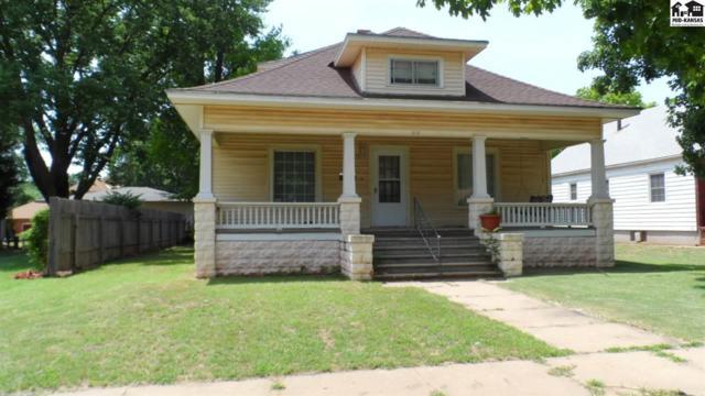 610 N Anthony Ave, Anthony, KS 67003 (MLS #37745) :: Select Homes - Team Real Estate