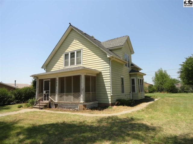 306 W 4th, Marquette, KS 67464 (MLS #37761) :: Select Homes - Team Real Estate
