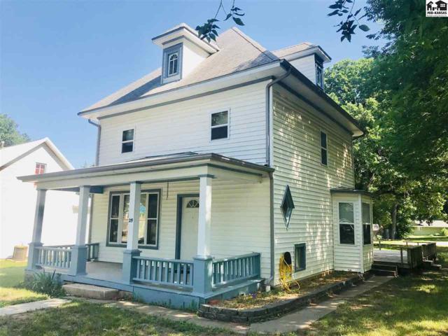 219 E Hirschler St, Moundridge, KS 67107 (MLS #37764) :: Select Homes - Team Real Estate