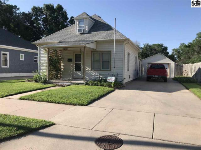 809 E 10th Ave, Hutchinson, KS 67501 (MLS #37766) :: Select Homes - Team Real Estate