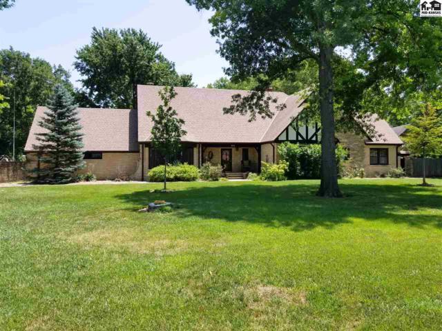 910 N Grandview Ave, Newton, KS 67114 (MLS #37799) :: Select Homes - Team Real Estate