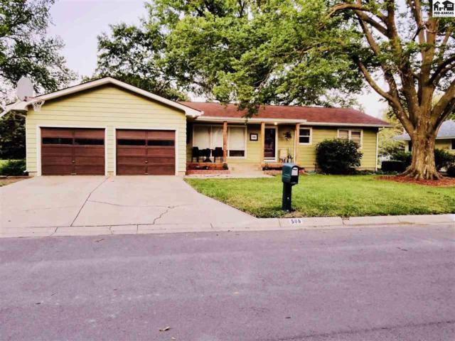 506 S Becker Ave, Moundridge, MI 67107 (MLS #37819) :: Select Homes - Team Real Estate