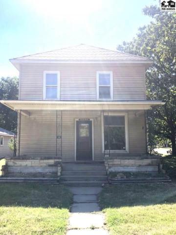 310 N Main St, Canton, KS 67428 (MLS #37829) :: Select Homes - Team Real Estate