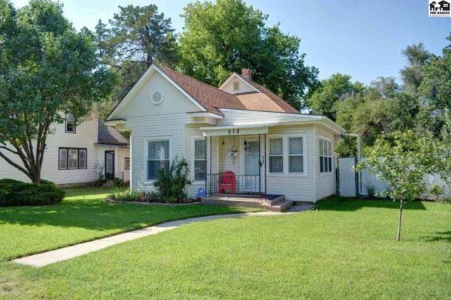 518 E Ave B, Hutchinson, KS 67501 (MLS #37836) :: Select Homes - Team Real Estate