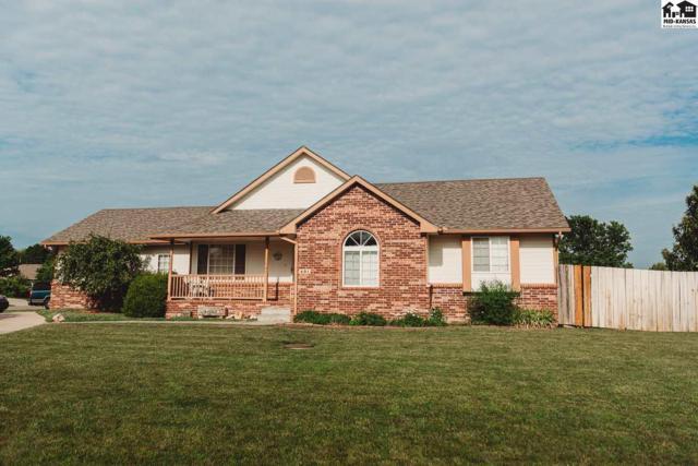 601 Austin Ln, Sedgwick, KS 67135 (MLS #37853) :: Select Homes - Team Real Estate