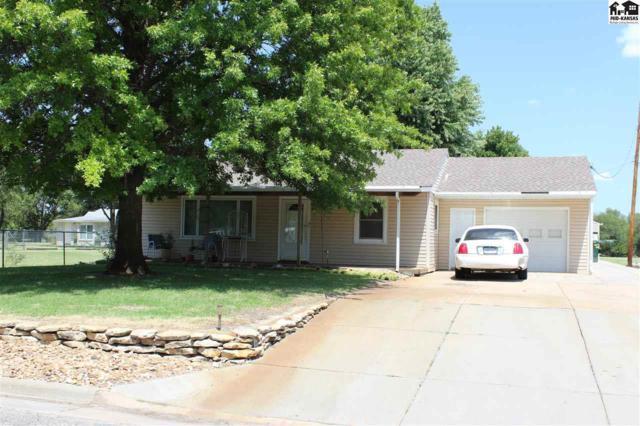 1614 E 26th, Hutchinson, KS 67502 (MLS #37865) :: Select Homes - Team Real Estate