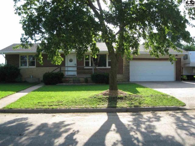327 S Maple St, Pretty Prairie, KS 67570 (MLS #37893) :: Select Homes - Team Real Estate