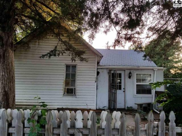 115 N Swedonia St, Marquette, KS 67456 (MLS #37910) :: Select Homes - Team Real Estate