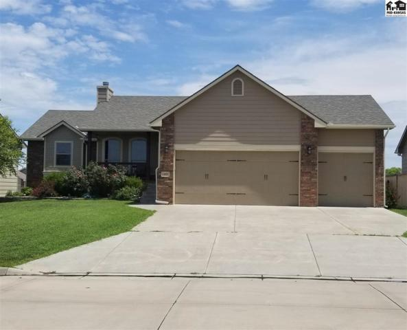 121 Springlake Dr, Newton, KS 67114 (MLS #37917) :: Select Homes - Team Real Estate