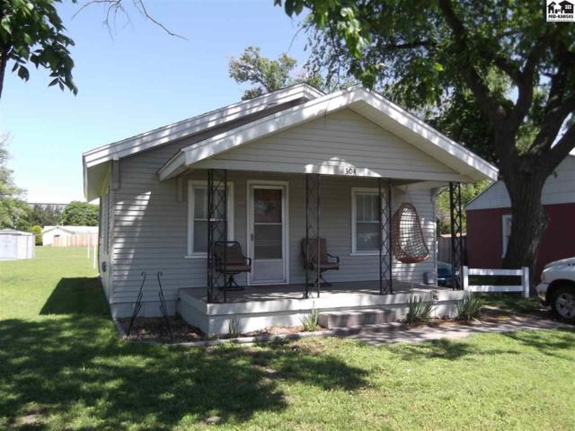 304 E 3rd Ave, South Hutchinson, KS 67505 (MLS #37957) :: Select Homes - Team Real Estate