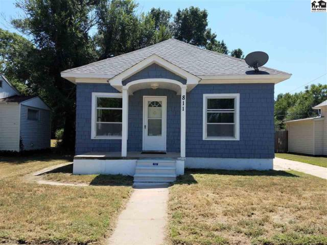 811 E 10th Ave, Hutchinson, KS 67501 (MLS #37976) :: Select Homes - Team Real Estate