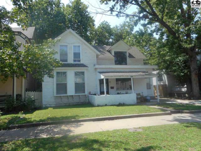 415 E Sherman St, Hutchinson, KS 67501 (MLS #38022) :: Select Homes - Team Real Estate