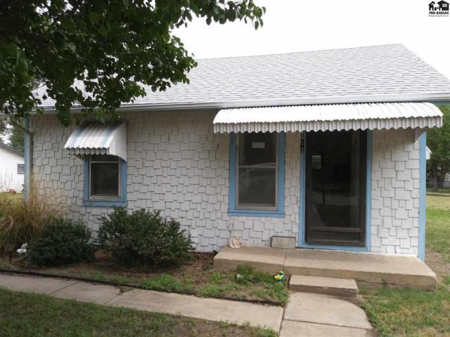 612 S Howard St, Hutchinson, KS 67501 (MLS #38023) :: Select Homes - Team Real Estate