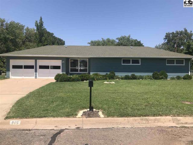 915 W Lyon, Lyons, KS 67554 (MLS #38026) :: Select Homes - Team Real Estate
