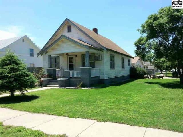 207 S Ash St, Pretty Prairie, KS 67570 (MLS #38027) :: Select Homes - Team Real Estate
