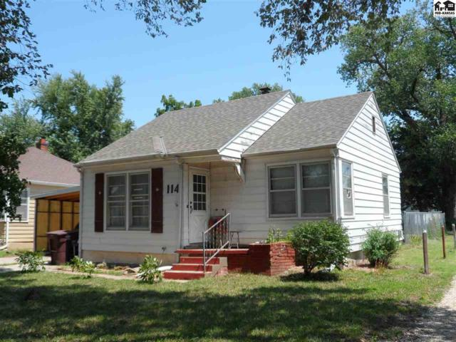 114 N Olivette St, McPherson, KS 67460 (MLS #38029) :: Select Homes - Team Real Estate