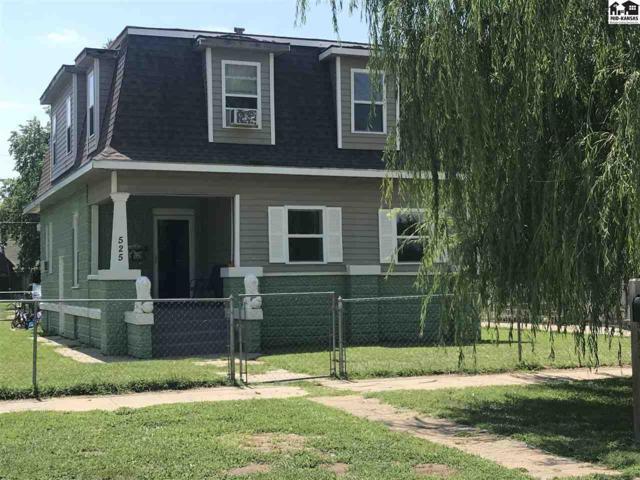 525 W Sherman Ave, Hutchinson, KS 67501 (MLS #38053) :: Select Homes - Team Real Estate
