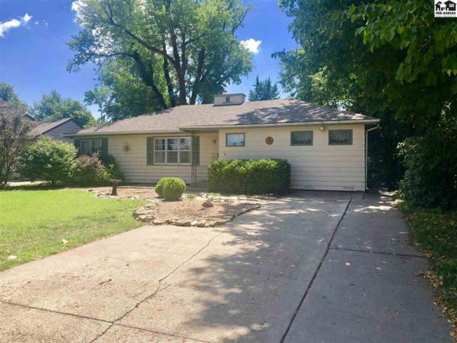 762 E Simpson, McPherson, KS 67460 (MLS #38058) :: Select Homes - Team Real Estate