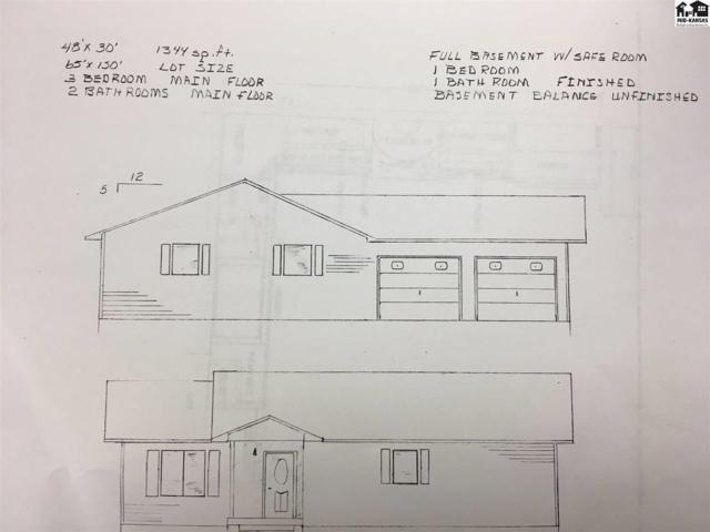 329 N Main St, Cunningham, KS 67035 (MLS #38078) :: Select Homes - Team Real Estate