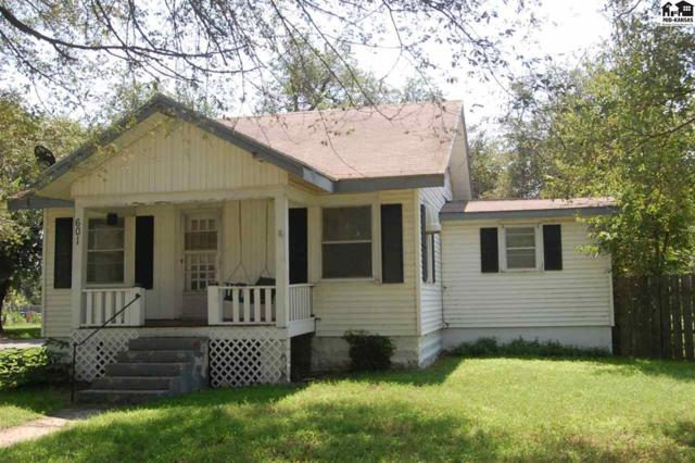 601 W 12th Ave, Hutchinson, KS 67501 (MLS #38115) :: Select Homes - Team Real Estate