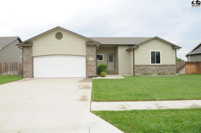 613 Dull Knife St, McPherson, KS 67460 (MLS #38119) :: Select Homes - Team Real Estate