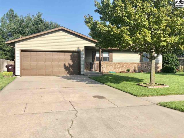 721 Penn Dr, McPherson, KS 67460 (MLS #38135) :: Select Homes - Team Real Estate