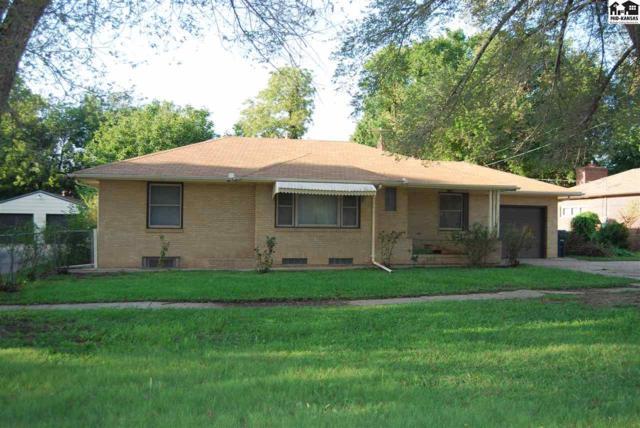 515 W Commercial St, Lyons, KS 67554 (MLS #38138) :: Select Homes - Team Real Estate