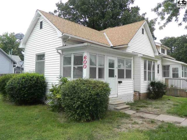600 N Oak St, McPherson, KS 67460 (MLS #38140) :: Select Homes - Team Real Estate