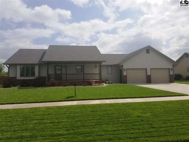 207 Unruh St, Moundridge, KS 67107 (MLS #38141) :: Select Homes - Team Real Estate