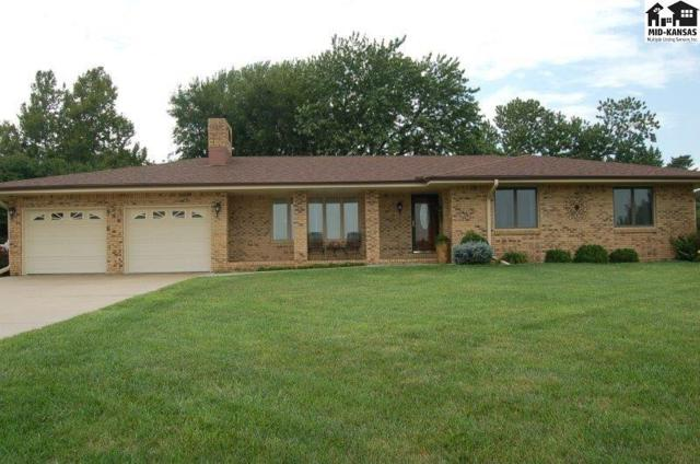 520 S Park Ave, McPherson, KS 67460 (MLS #38145) :: Select Homes - Team Real Estate